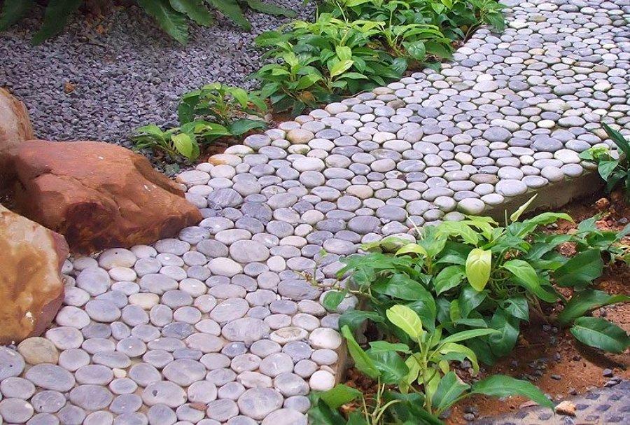 Садовая дорожка своими руками варианты 88