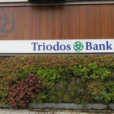 bank triodos belgie