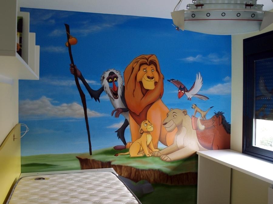 Presupuesto pintar mural online habitissimo - Murales pintados a mano ...