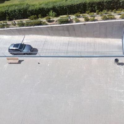 Limpieza de rampas y acceso de vehículos
