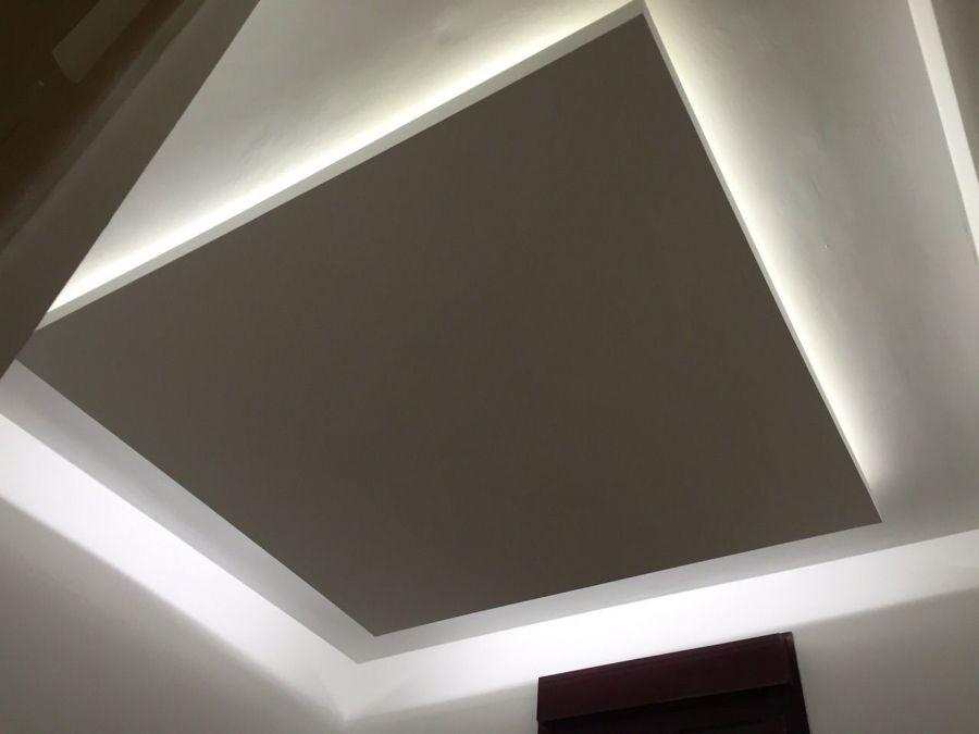 Instalar un falso techo