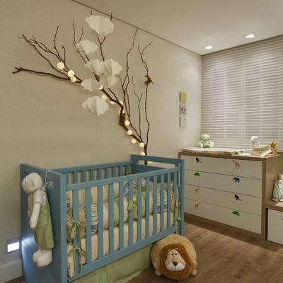 Pintar habitaciones de bebés