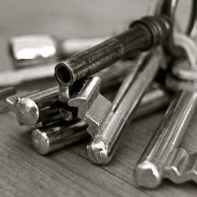 Crear o copiar llaves