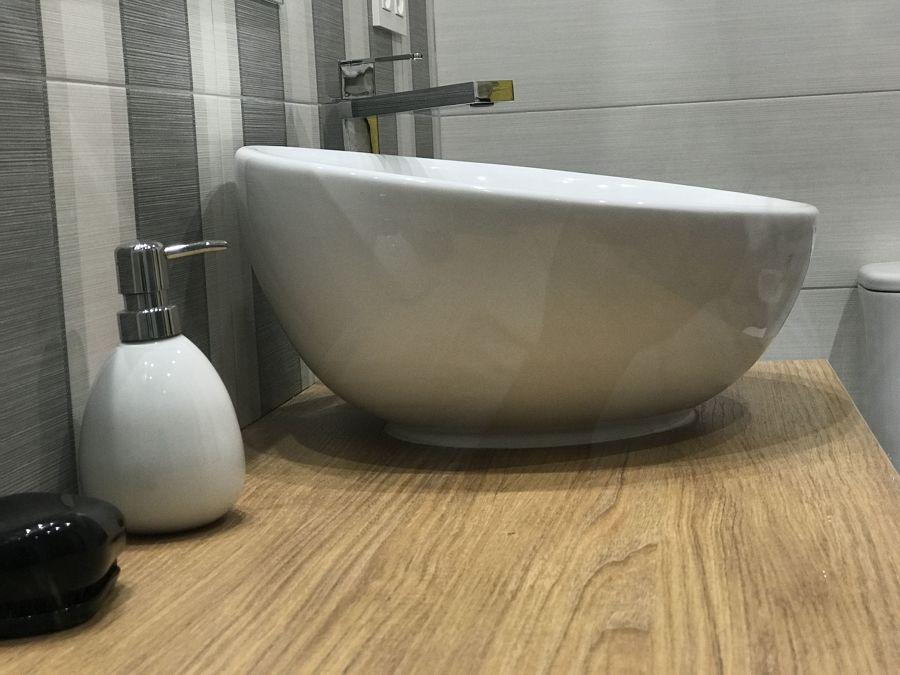 Lavabo para sobreponer