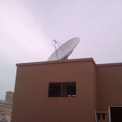 Instalaciones de antenas parabólicas y receptoras