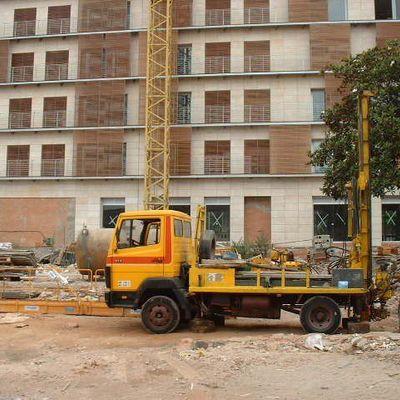 Estudio geotécnico para viviendas y edificios