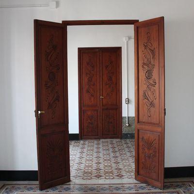Abrir espacios en la reforma de una casa antigua