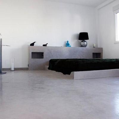 El cemento pulido para decorar tu vivienda