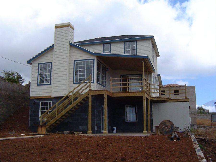 Casa de gran tamaño