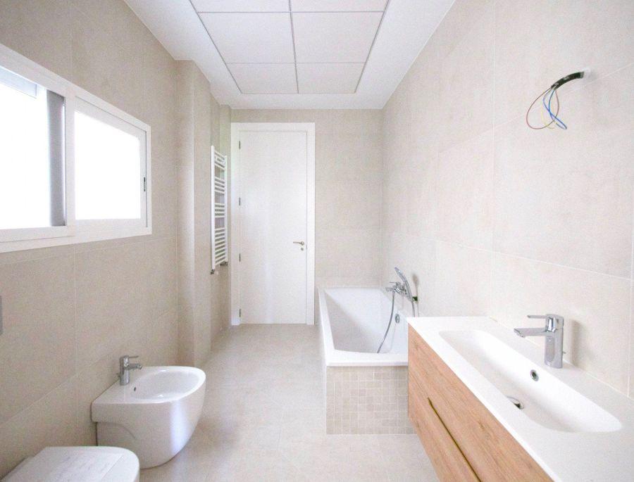 Reformas integrales baratas de baños
