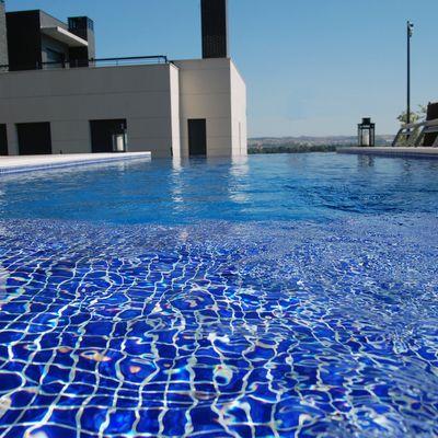 Reforma de climatización para la piscina