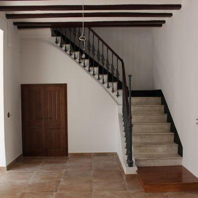 Reformar una casa antigua utilizando el mismo tipo de materiales