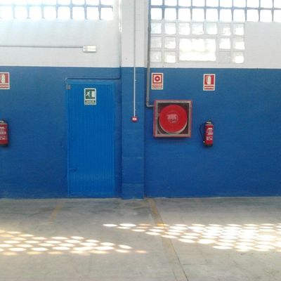 Puertas contraincendios