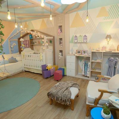 Habitaciones infantiles con orden y color