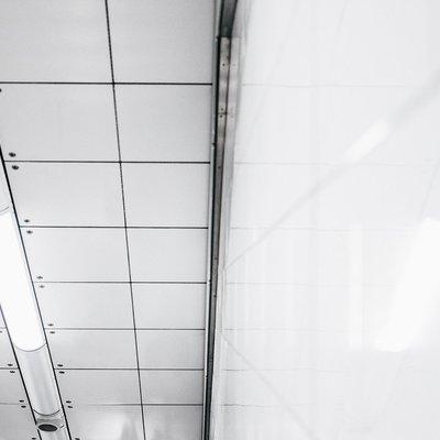 Falso techo de PVC