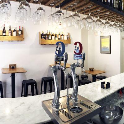 Cambiar la barra del bar o restaurante