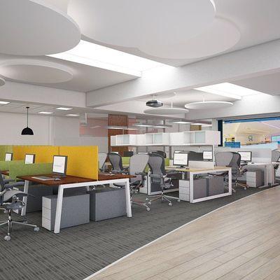 Reformar el aislamiento en oficinas
