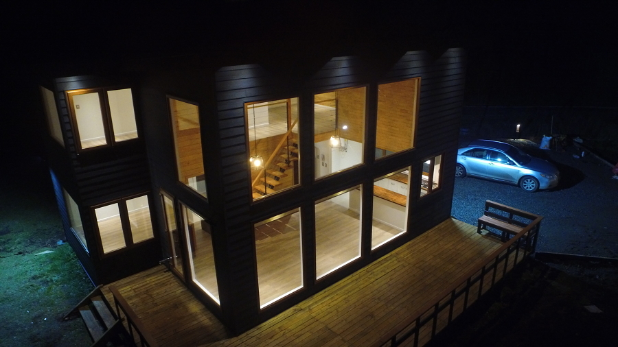 Carpintería de aluminio en puertas y ventanas