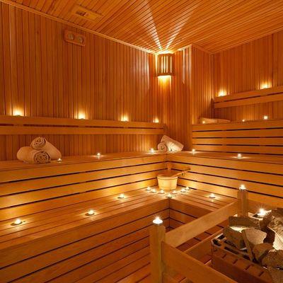 Construcción de sauna y baño turco