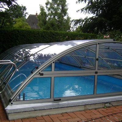 Reformas para poner una cubierta en la piscina