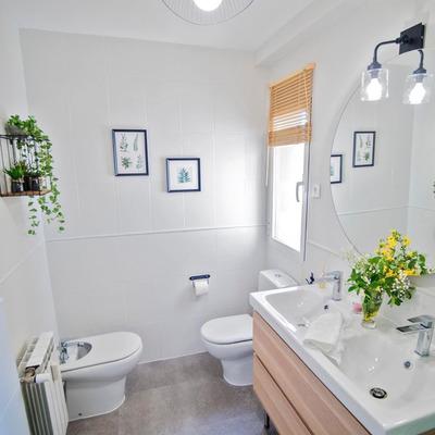 Pintar azulejos de cocinas y baños