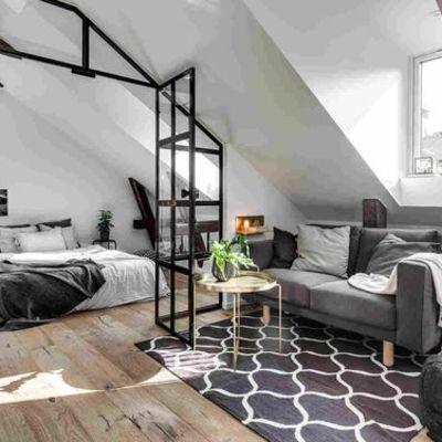 Unir el dormitorio y el salón