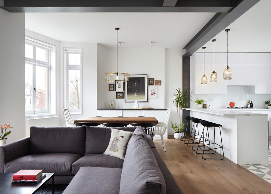 Abrir espacios en una casa
