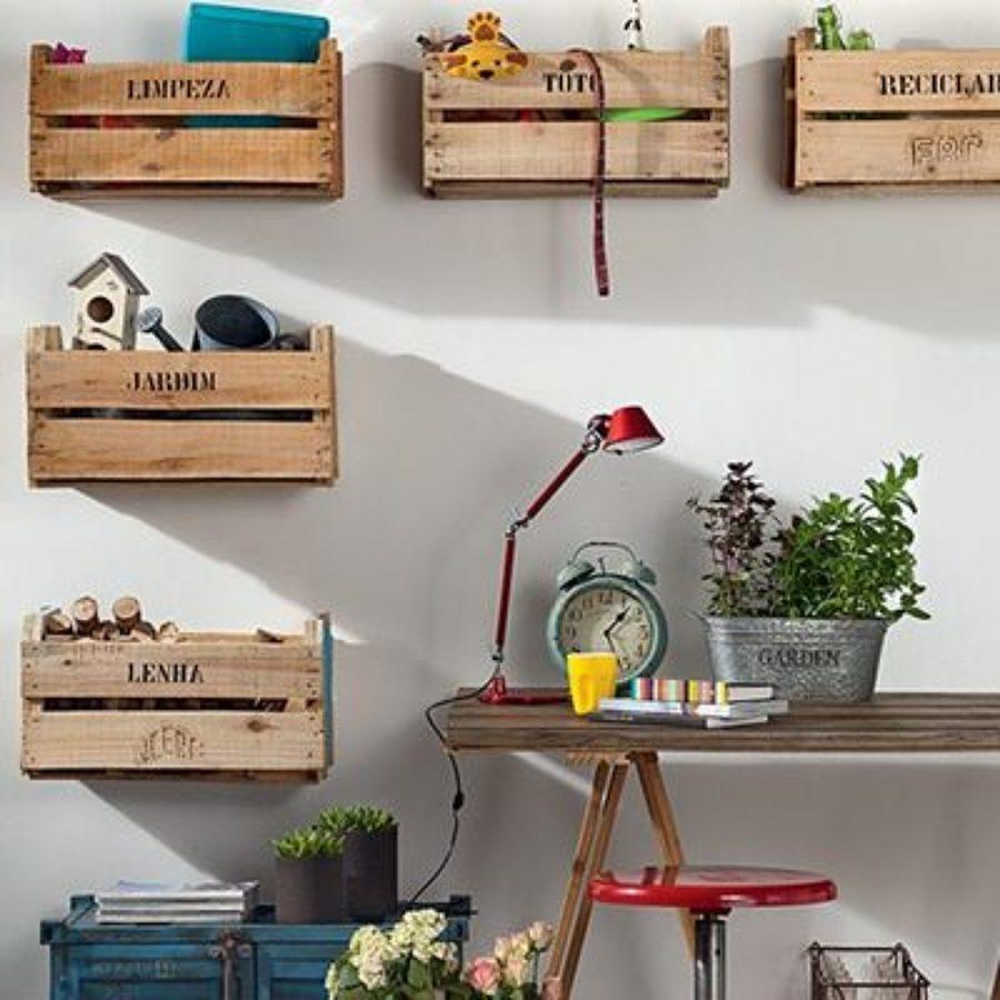 El mobiliario y los accesorios