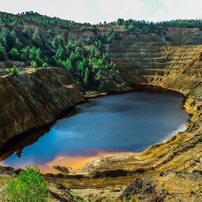Levantamiento topográfico de minas