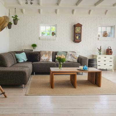Cambiar el tapizado de los sofás