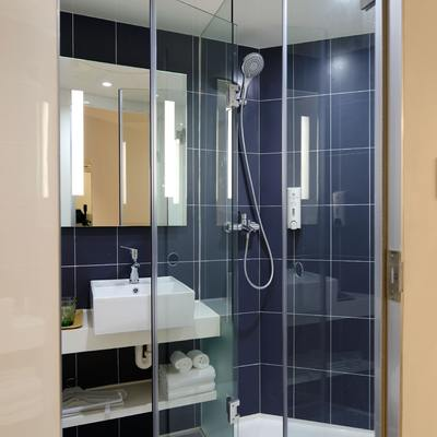 Adaptar el plato de ducha