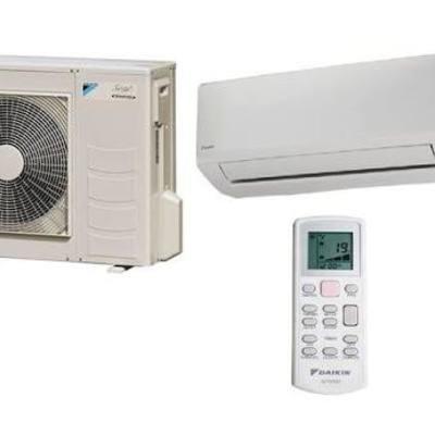 Aire acondicionado Daikin inverter siesta eco plus atxn 35 n