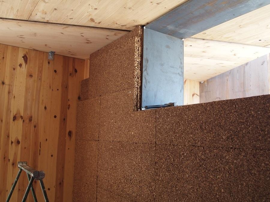 Aislamiento t rmico precios tipos y recomendaciones for Planchas de madera para paredes