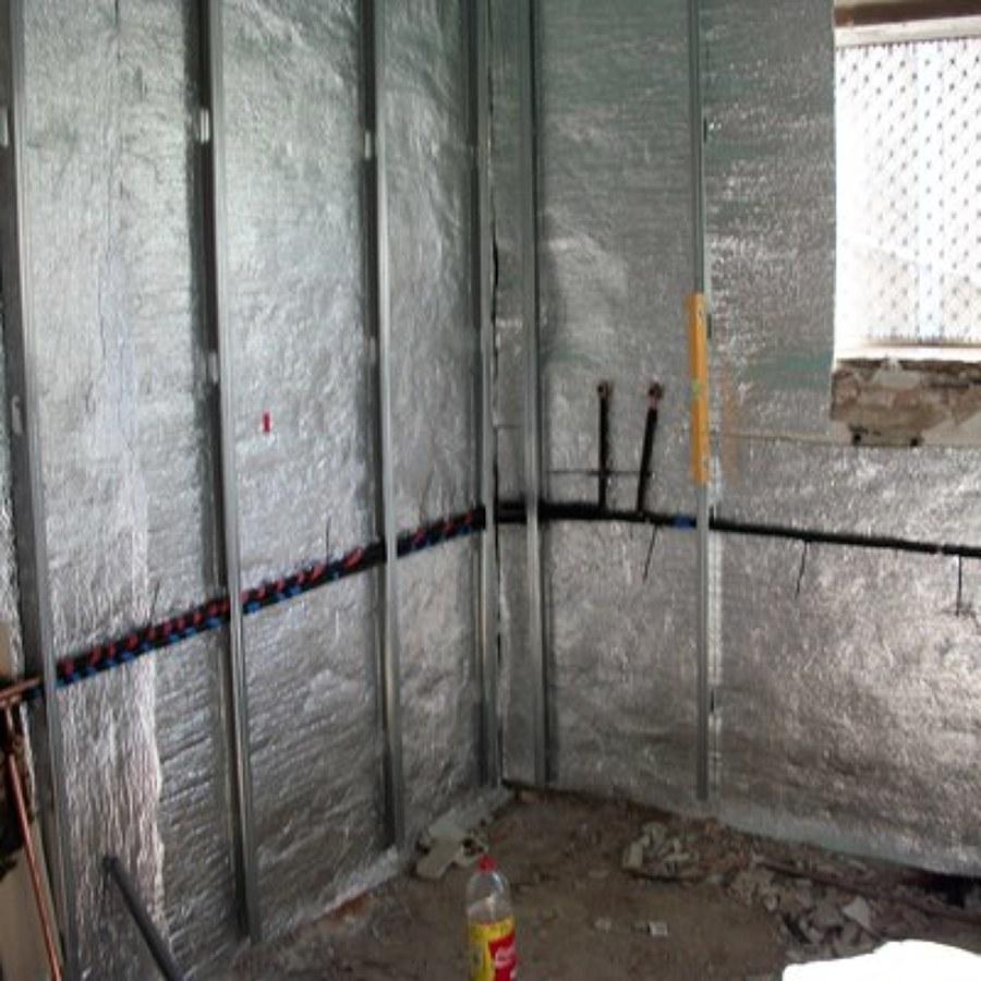 Aislamiento t rmico precios tipos y recomendaciones - Aislantes termicos para paredes interiores ...