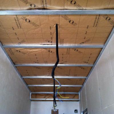 Aislamiento t rmico precios tipos y recomendaciones for Como aislar el techo de un piso