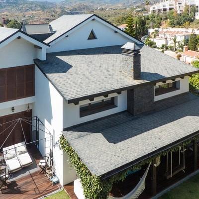 Aislamiento térmico para tejados y cubiertas