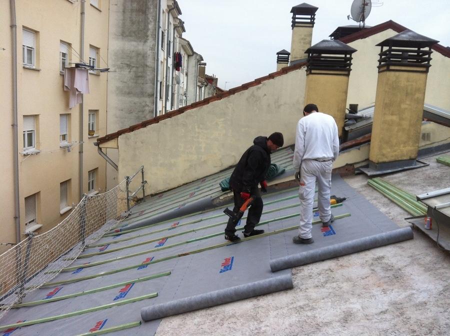 Precios aislamiento termico techos with precios aislamiento termico techos interesting - Aislamiento termico paredes precio ...