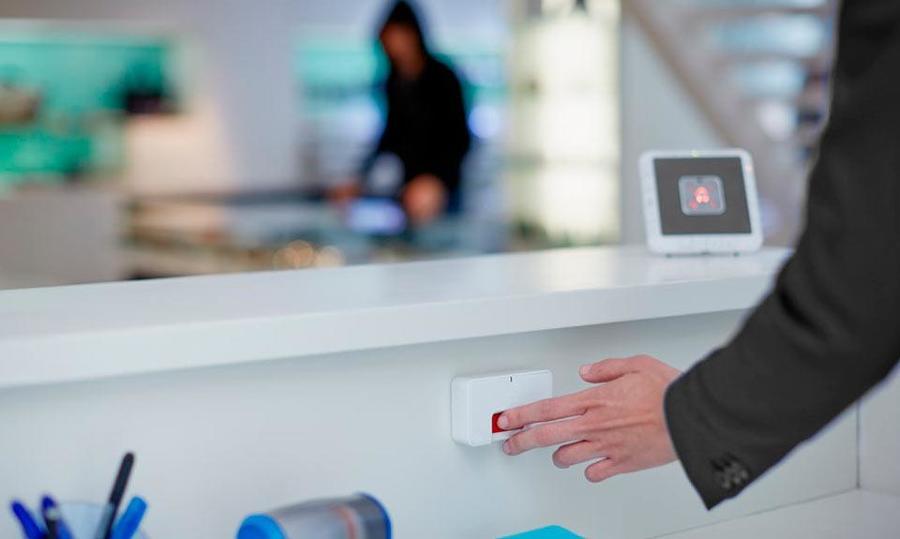 Alarmas en locales comerciales u oficinas