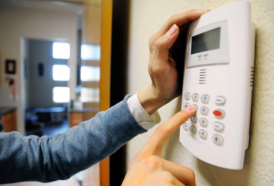 Alarmas en viviendas
