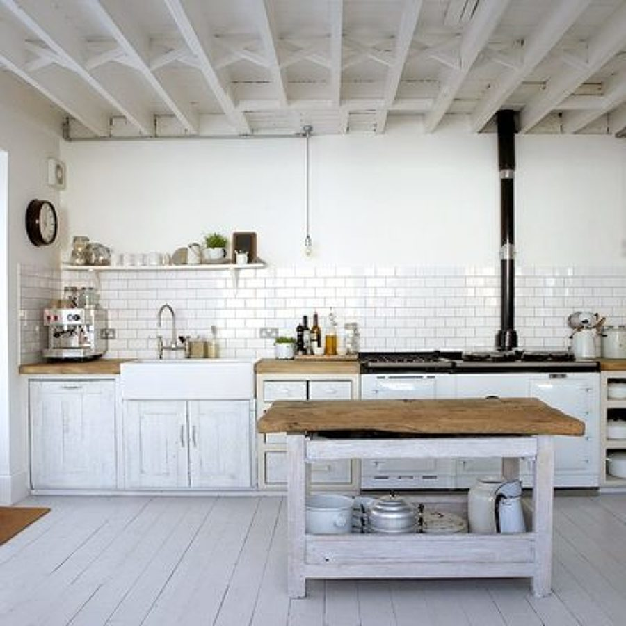 alicatado de cocinas rusticas