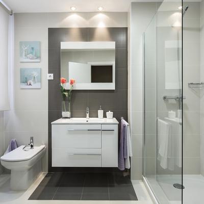 Cambiar los muebles del baño