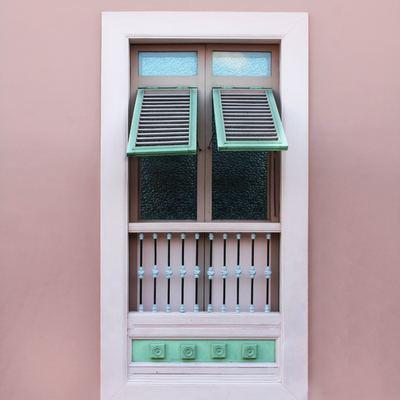Mallorquinas de PVC en balcones