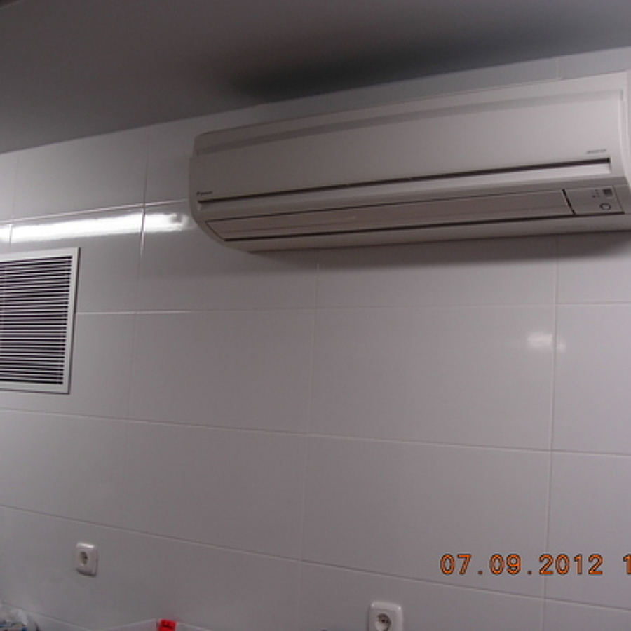 Presupuesto instalar s lo conductos aire acondicionado for Aire acondicionado conductos