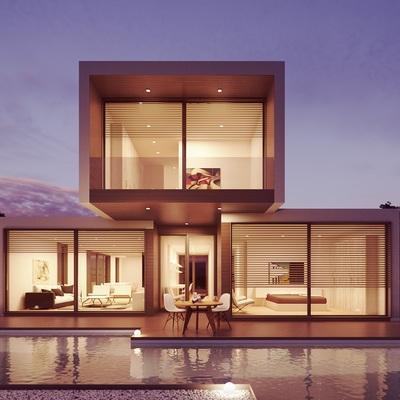 Casas prefabricadas de hormigón ecológicas