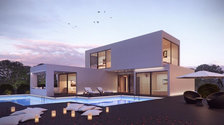 Casas modulares de hormigón