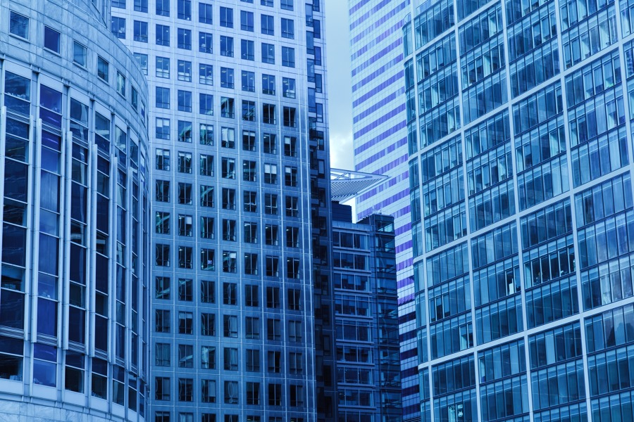Construcción de edificios de oficinas