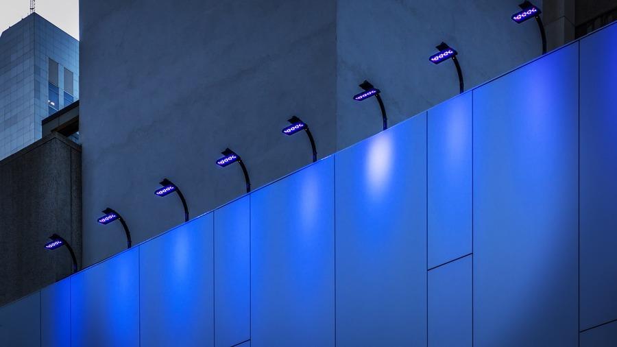 Iluminación de emergencia centralizada