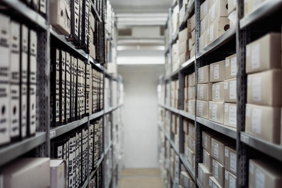 Crear un espacio de almacenamiento