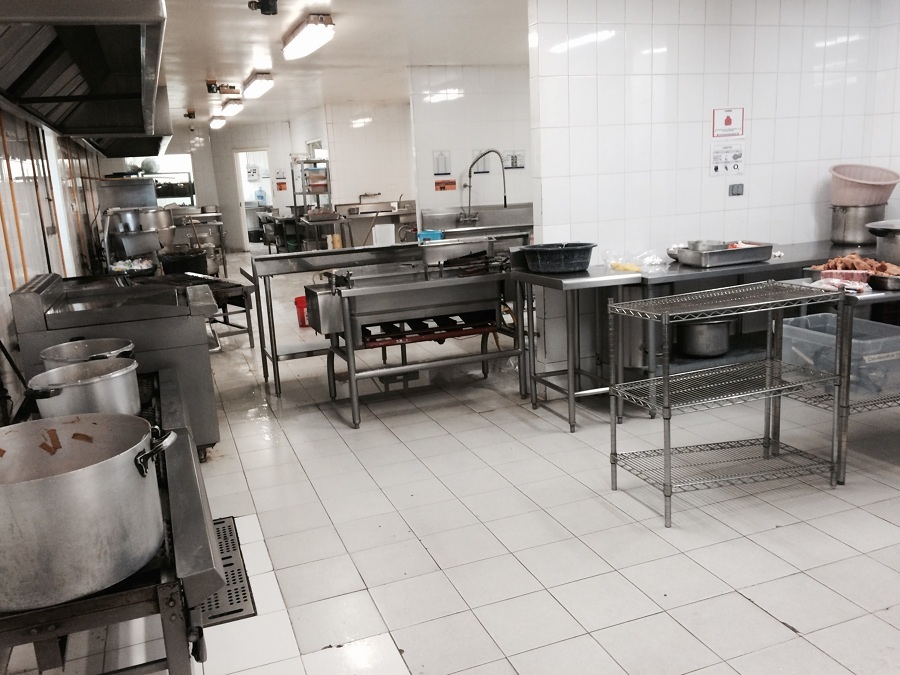 Presupuesto reformar cocina industrial online habitissimo for Presupuesto cocina industrial