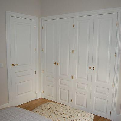 Lacar puertas de armarios